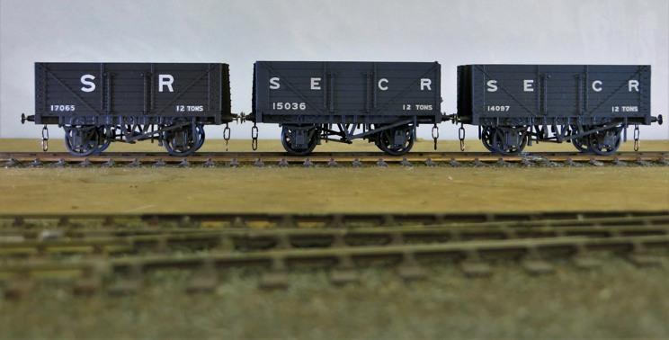Modelling the SECR